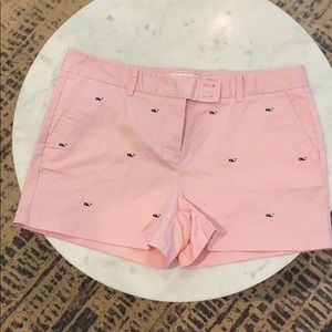 Vineyard Vines Pink Whale Shorts